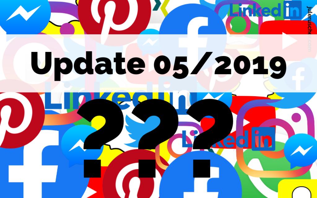 das richtige Soziale Netzwerk finden