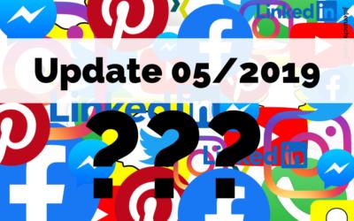 Update 05/2019 – So findest Du das richtige Soziale Netzwerk