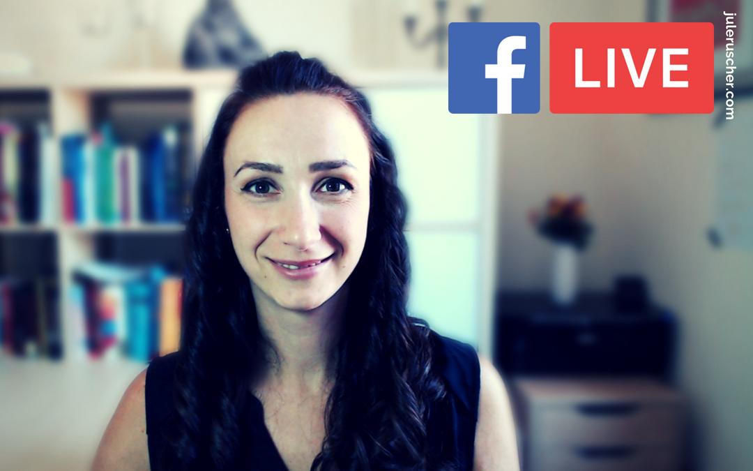 Facebook Live für Anfänger: Dein ultimativer Guide