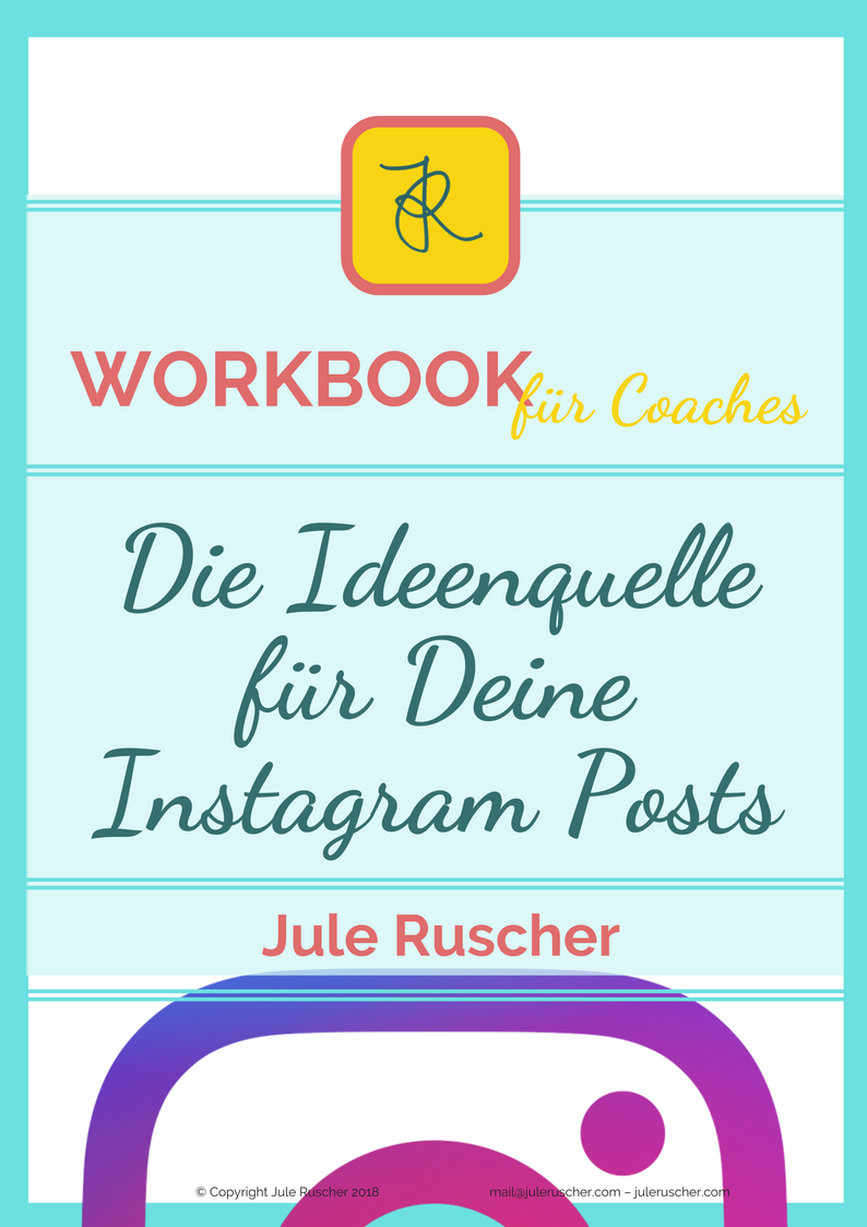 Workbook Instagram Post Ideen