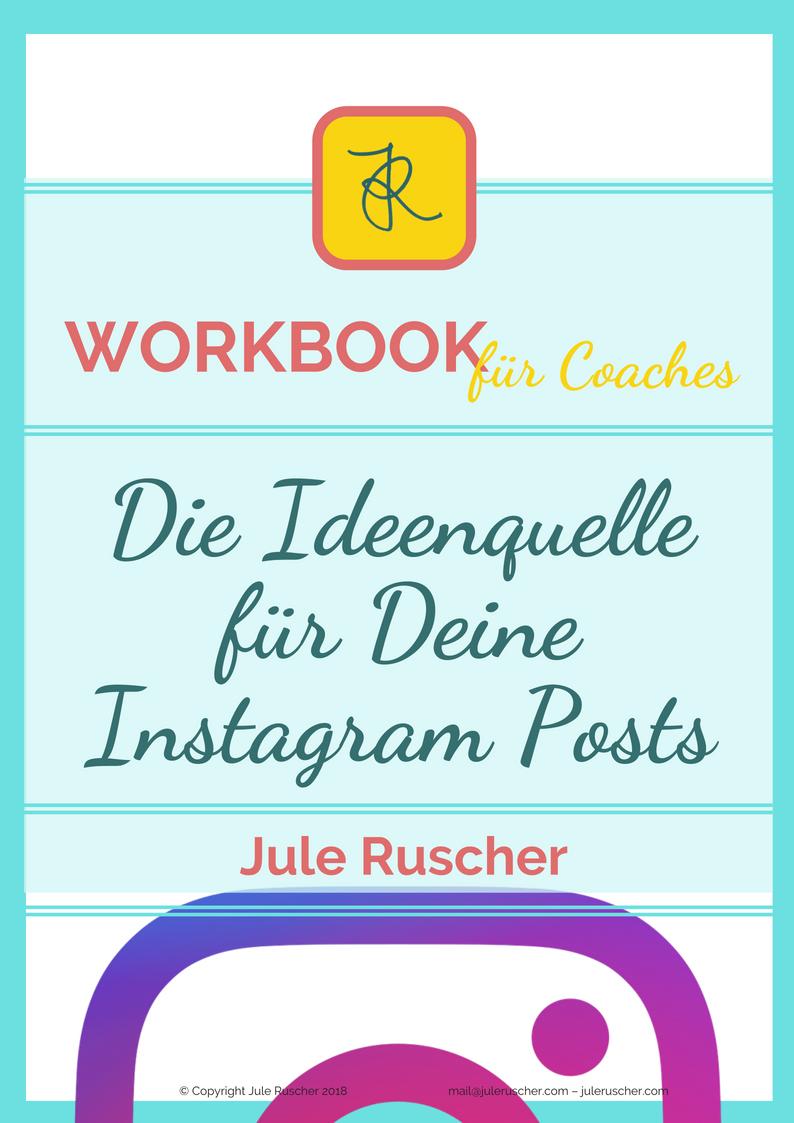 Workbook Instagram Post Ideen