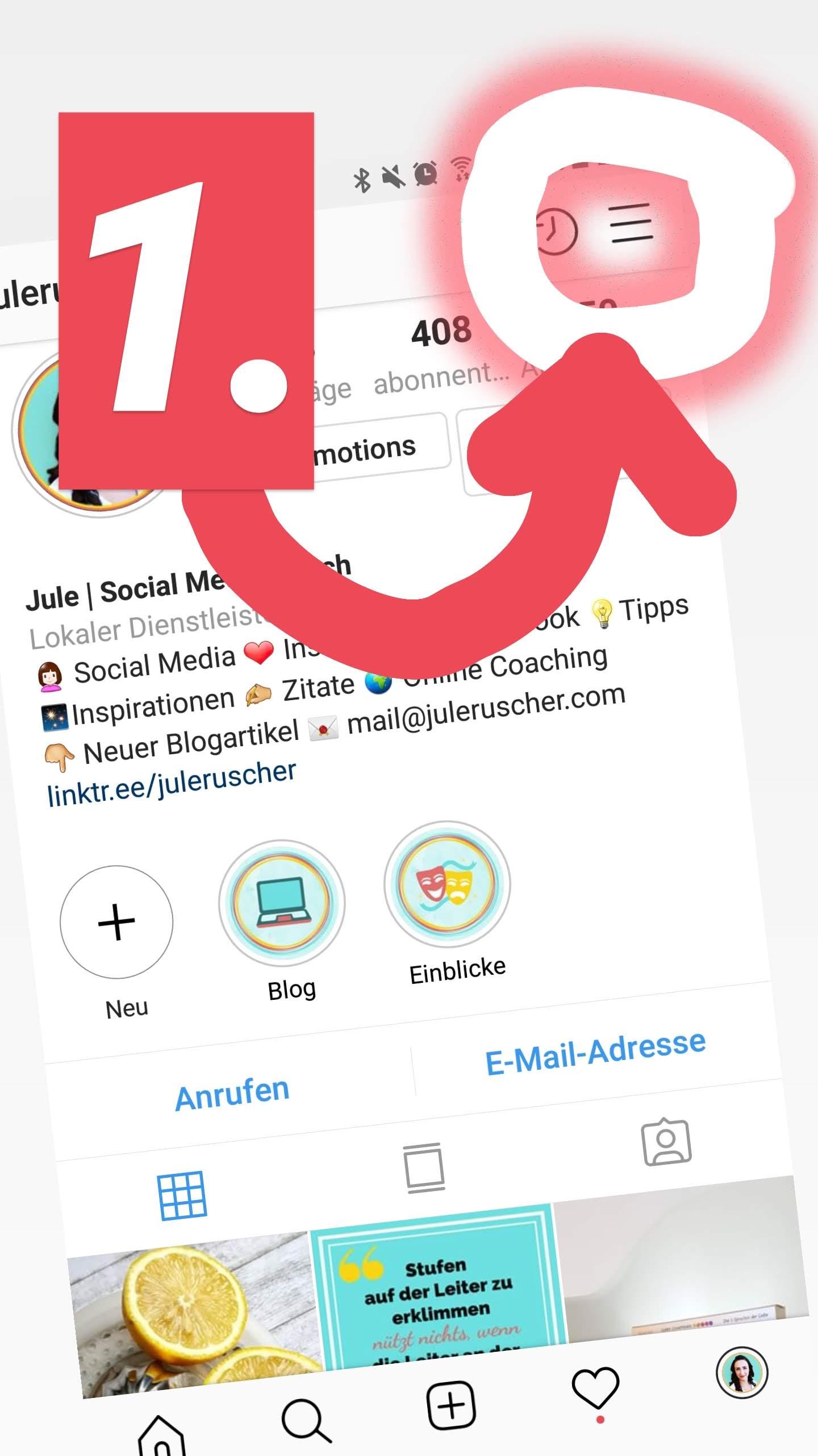 Instagram Business Filter 1