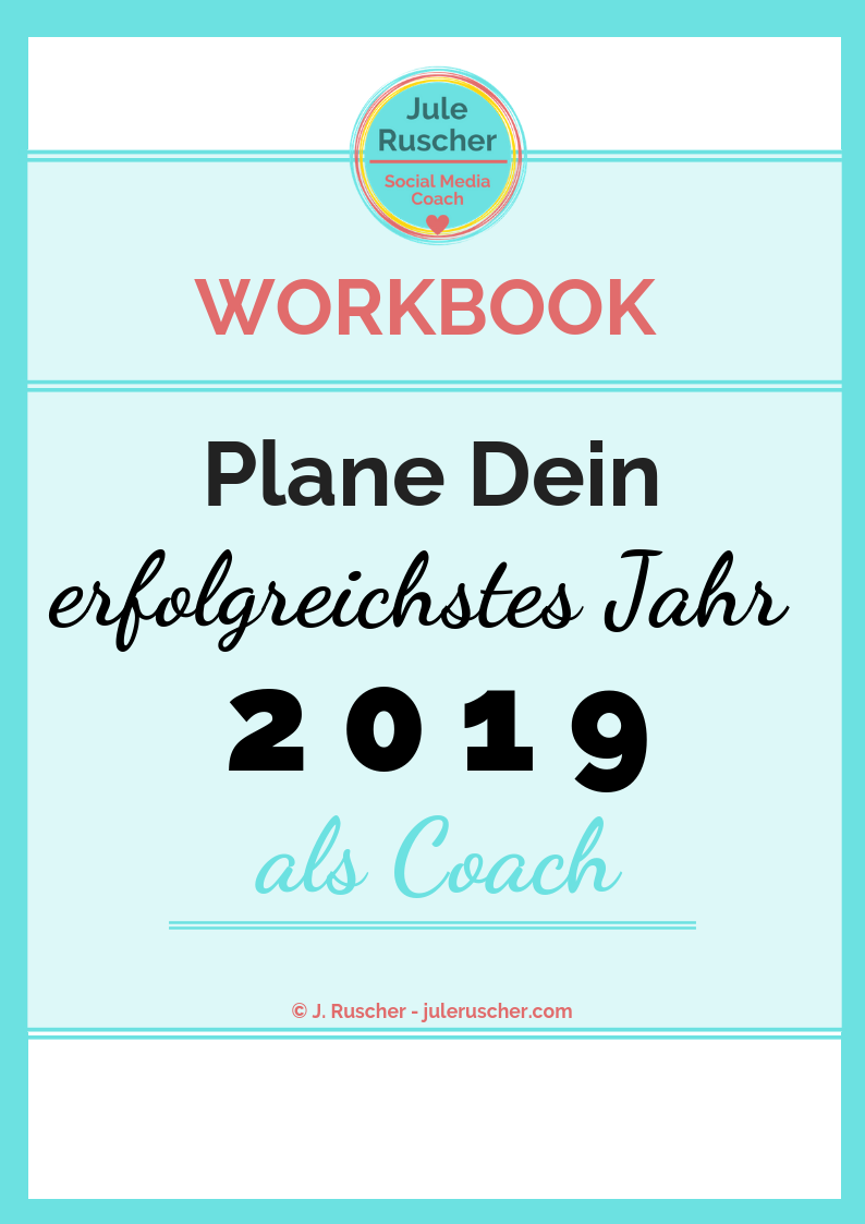Planung Coaching Business