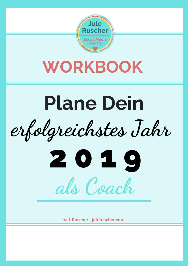 Planung Coaching Business