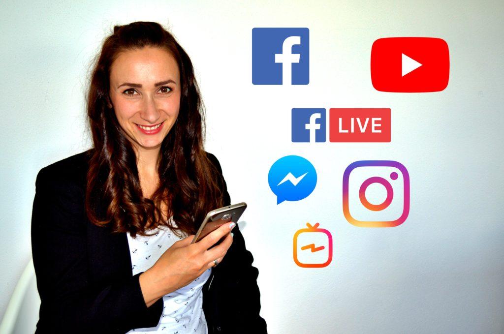 Titel Social Media Trends 2019