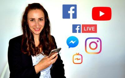 7 Social Media Trends für 2019