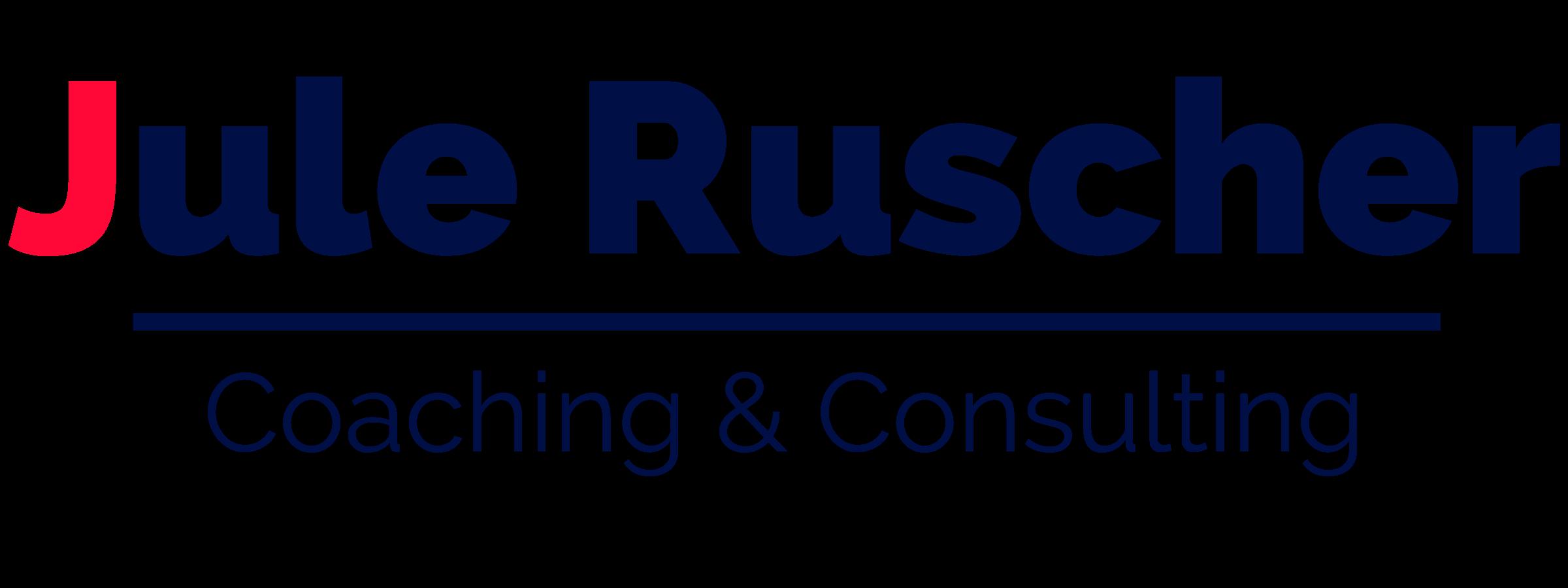 logo jule ruscher online Business coach